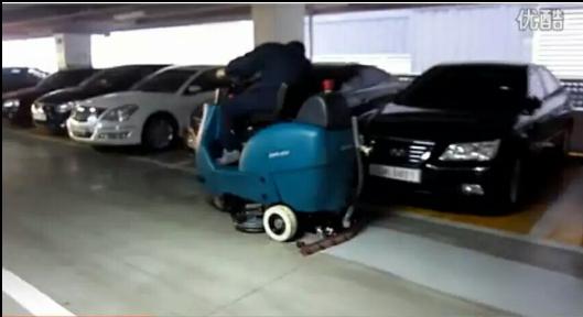 洁驰大型BA850BT双刷驾驶式洗地机/BA900BT双刷驾驶式洗地机
