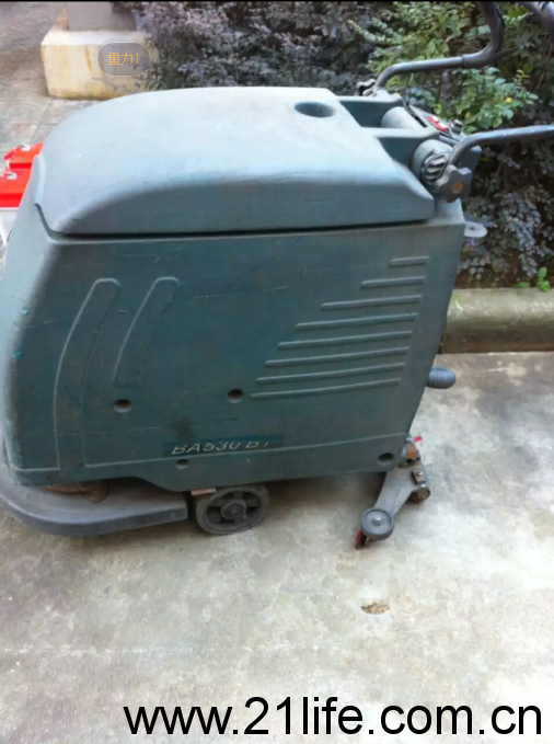 BA530BT手推式洗地机,洁驰手推式洗地机,530手推式洗地机