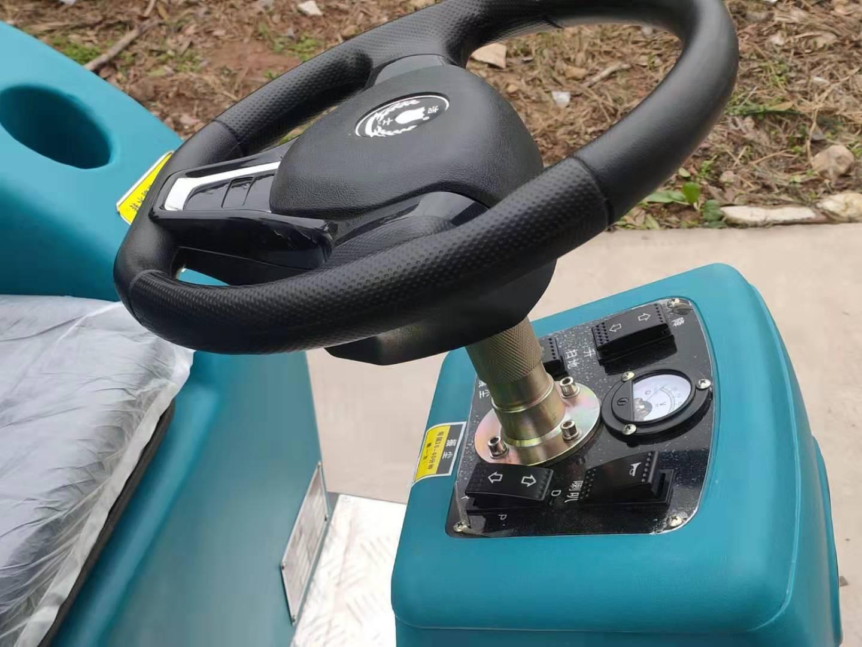 洁士S50驾驶式洗地机/洁士S50驾驶式洗地车/洁士M4驾驶式扫地机/M4驾驶式扫地车(10)
