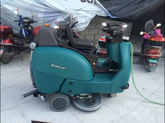 BA530BT手推式洗地机,BA900BT驾驶式双刷全自动洗地吸干机