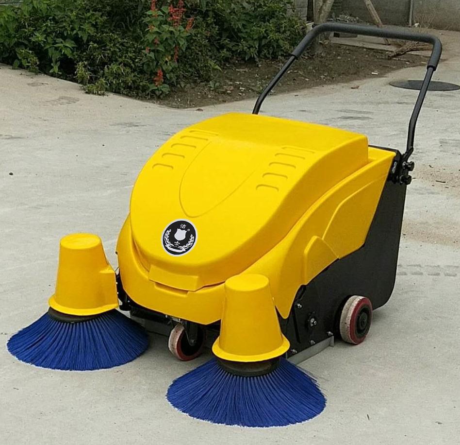洁士M2电动手推式扫地机/M2电动扫地机厂家