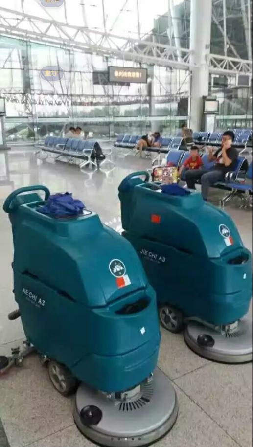 洁驰A3电动洗地机,洁士M3手推式洗地机,洁士手推式洗地机,洁驰手推式洗地机(3)