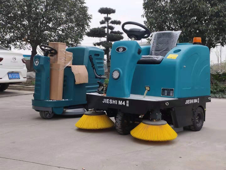 洁士S50驾驶式洗地机/洁士S50驾驶式洗地车/洁士M4驾驶式扫地机/M4驾驶式扫地车(4)
