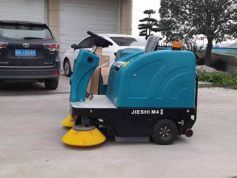 洁士S50驾驶式洗地机/洁士S50驾驶式洗地车/洁士M4驾驶式扫地机/M4驾驶式扫地车(5)