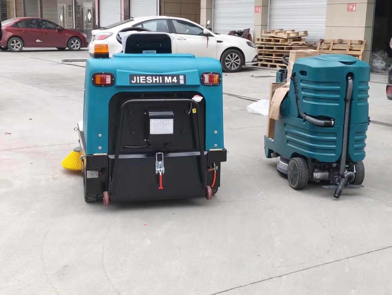 洁士S50驾驶式洗地机/洁士S50驾驶式洗地车/洁士M4驾驶式扫地机/M4驾驶式扫地车(6)