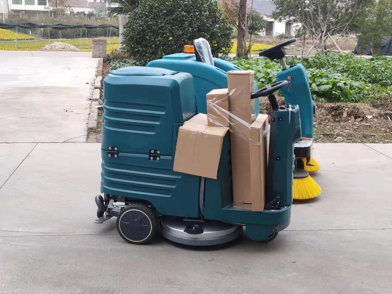 洁士S50驾驶式洗地机/洁士S50驾驶式洗地车/洁士M4驾驶式扫地机/M4驾驶式扫地车(8)