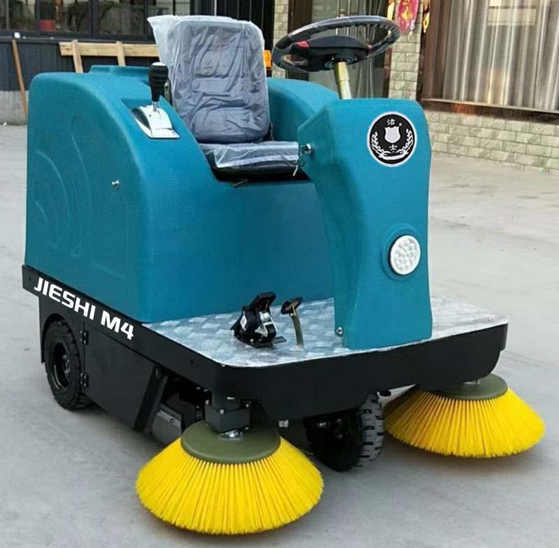 洁士驾驶式扫地机,洁士驾驶式扫地车,洁士电动扫地车